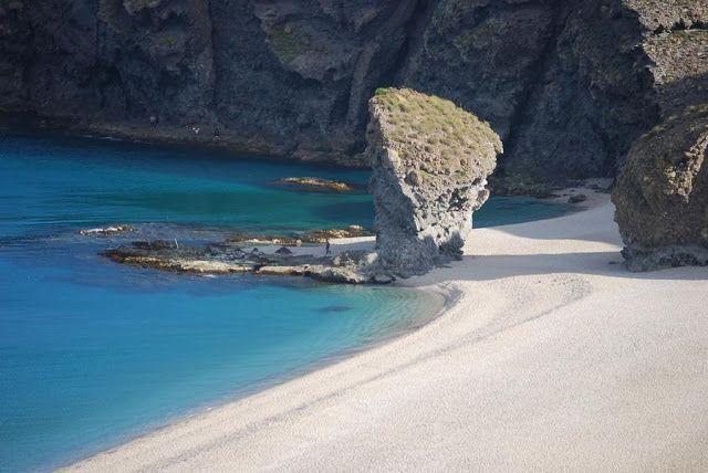 Playa de los Muertos. (Cabo de Gata)
