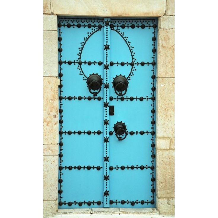 Les 25 meilleures id es de la cat gorie trompe l oeil for Decoration porte orientale