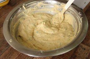 1 pote grande de maionese de sua preferência  - 2 colheres de sopa de cebola em pó  - 2 colheres de chá de alho em pó  - 4 colheres de sopa de mostarda amarela  - 1 colher de sopa de molho tabasco de sua preferencia (Usei o chipotle)  - Salsa e cebolinha picadas a gosto  - Sal e Pimenta a gosto