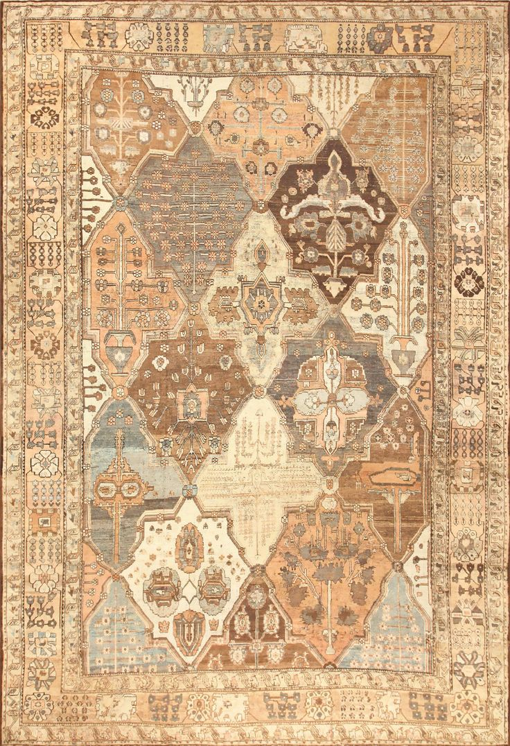 15 best bakhtiari rugs images on pinterest | oriental rugs