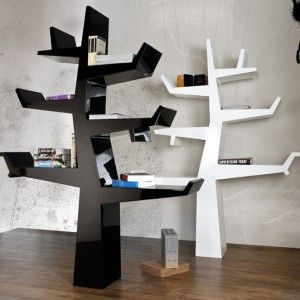 Libreria Wintertree 21st Living Art - Angolo Design