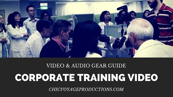 http://chicvoyageproductions.com/corporate-video-audio-training-outline-mini-course/ Corporate video & audio training mini course