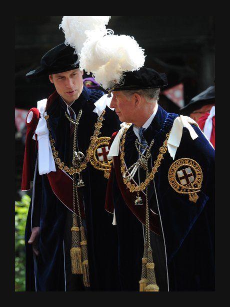 Prinz Charles - Steckbrief, News, Bilder