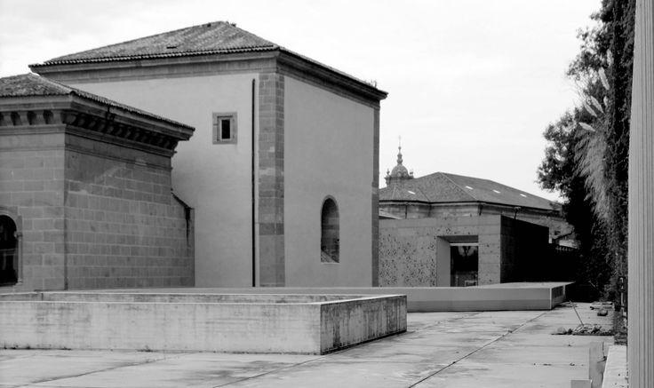 Museo San Telmo [San Telmo Museum] /// Nieto·Sobejano Arquitectos.