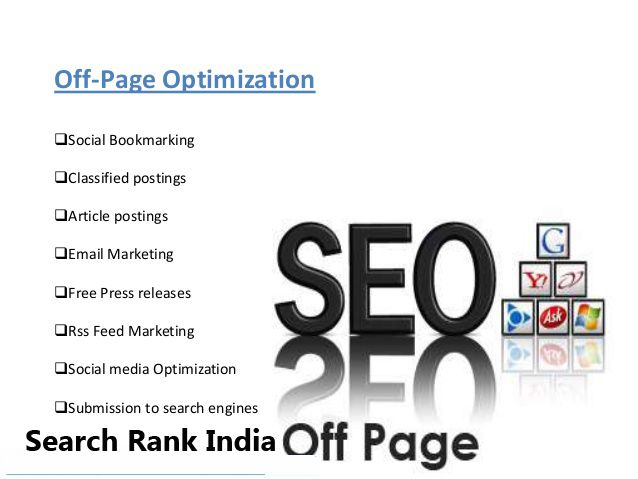 Search Rank India, which is a leading Search Engine Optimization Company in India, always uses the latest techniques of the SEO and that's why the company has been successful in providing top class SEO services to its clients in the ever changing field of SEO since a long time.