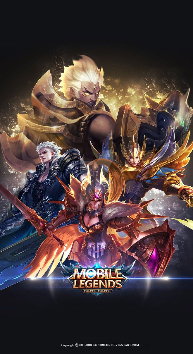 Pin By Appin On Hugh Pinterest Mobile Legends Mobile Legend