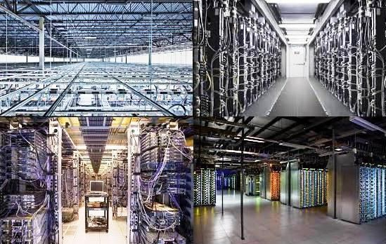 Take an inside look to the Google's top secrete data centre. You will be amazed by the infrastructure they posses.