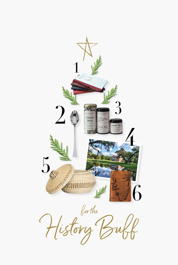 2019 Charleston Holiday Gift Guide: For the History Buff ...