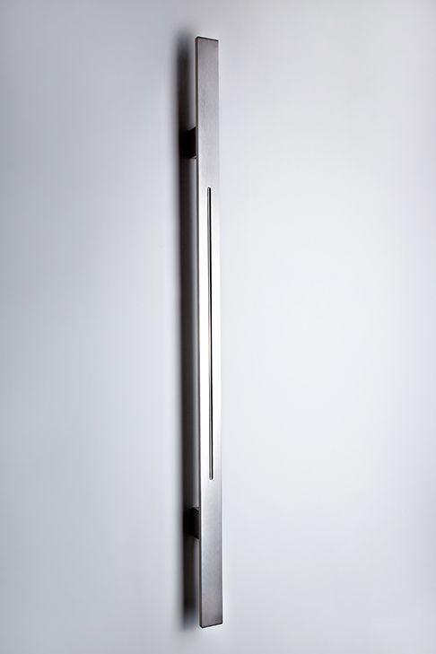 Stoßgriffe / Griffplatten mir exklusiver Optik | Werding GriffDesign
