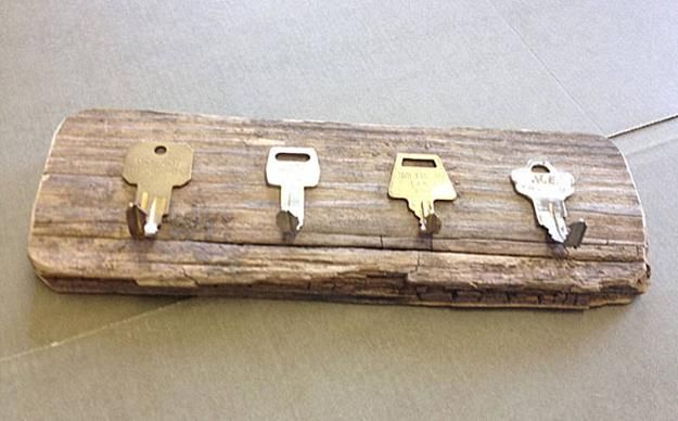 how to recycle for making diy hooks and wall racks