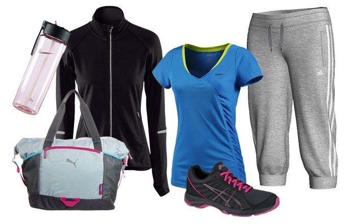Guapa y en forma: las mejores tendencias en ropa deportiva