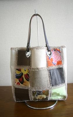 鹿の子 *kanako japanese handmadebag*