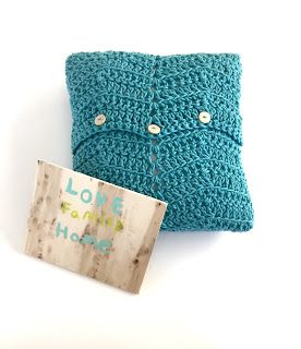 Cozy Comforts Blanket and pillow crochet patterns.