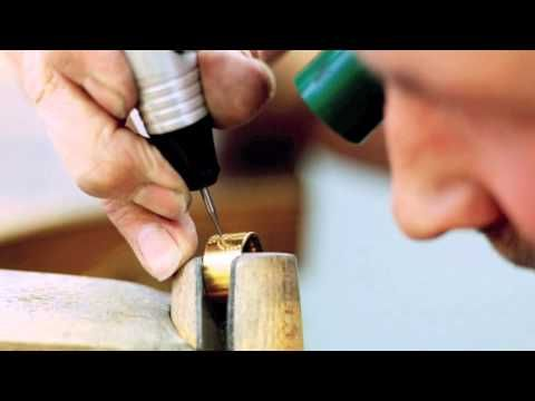 A Niessing Ring® is made - Ein Niessing Spannring® entsteht. - YouTube