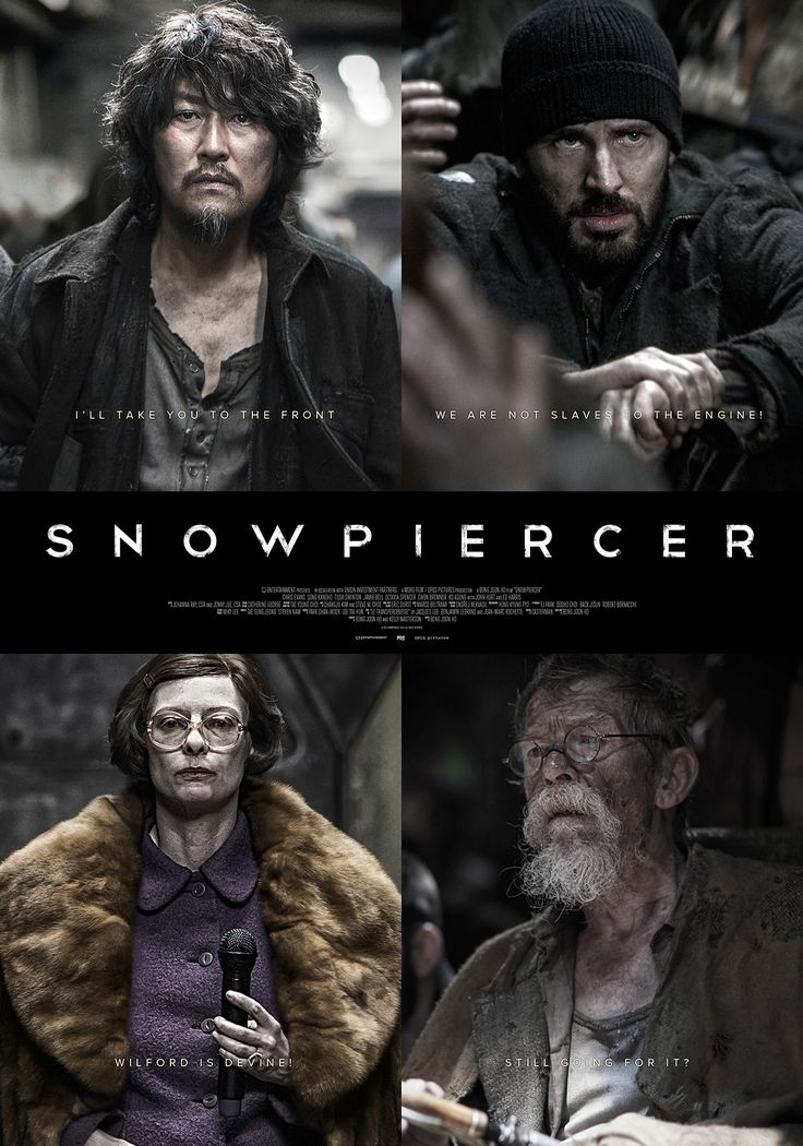 Wow. Just wow. Snowpiercer is the best movie I've seen in quite a while. I highly recommend it. Instant classic as the movie to watch.