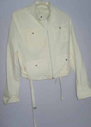 Kup mój przedmiot na #vintedpl http://www.vinted.pl/damska-odziez/spodnice/4354194-biala-kurteczka