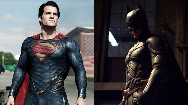 Batman Set to Face Off Against Superman for 'Man of Steel' Sequel in 2015
