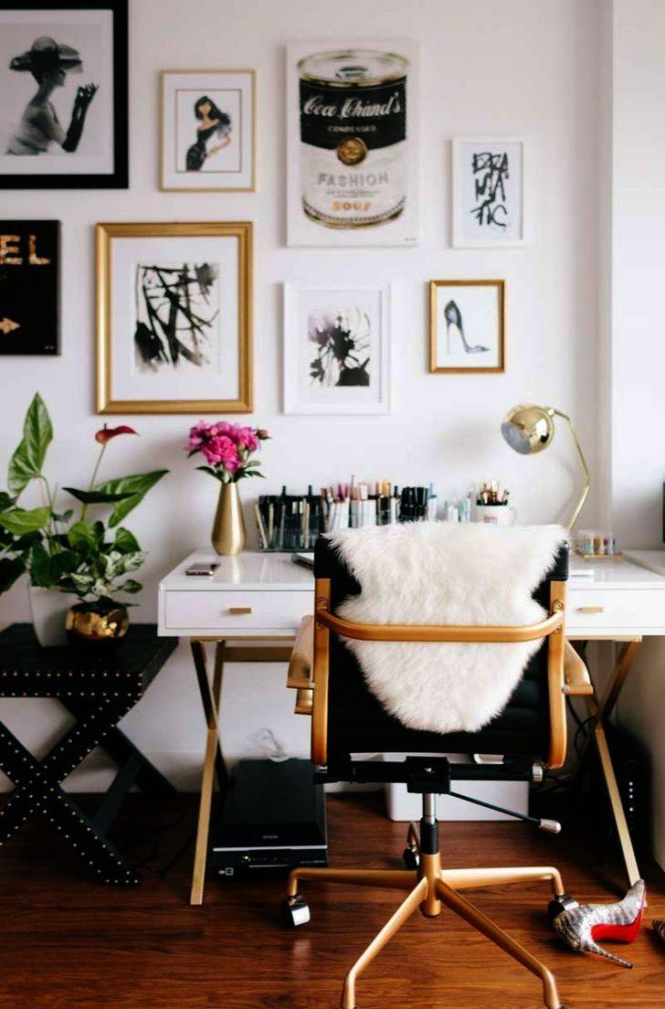 Chic Home Decor On A Budget Interior Design Home Office   Home ...