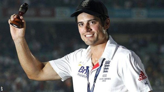 """England captain Alastair Cook hailed his team's 3-0 Ashes triumph over Australia as """"what dreams are made of""""."""