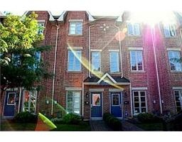 3 Bedroom Townhouse for Lease in Little Portugal - 129 FLORENCE ST http://www.queenwestlofts.com/129-florence-st