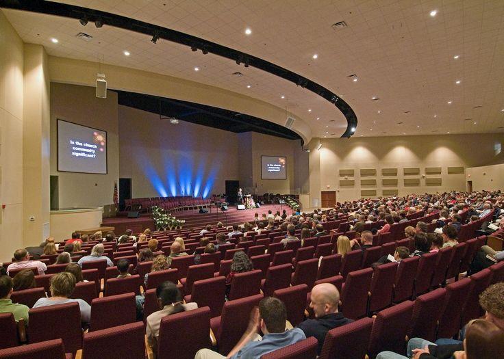 Church Sanctuary Design | Church Sanctuary Design & Construction