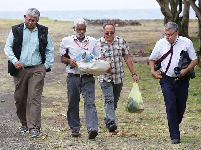 MH370: Klu Baru Dikutip Kumpulan Penyiasat di Reunion - #MH370 - http://www.kenapalah.com/mh370-klu-baru-dikutip-kumpulan-penyiasat-di-reunion/