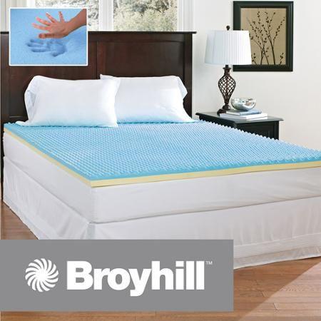 Broyhill Comfort Temp 2 Gel Mattress Topper