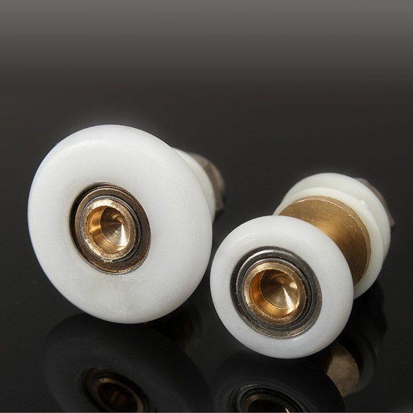 US$1.89 ~ 3.39 Shower Door Rollers from 19mm/23mm/25mm/27mm