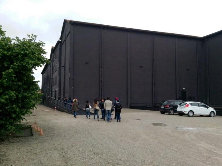 Museo del Burri, ex essicatoio del tabacco