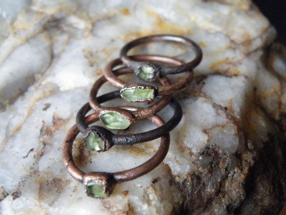 Check out this item in my Etsy shop https://www.etsy.com/listing/491053818/peridot-ring-green-crystal-ring-raw