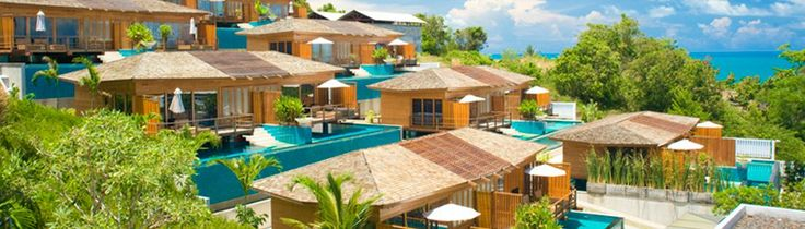 KC Resort & Over Water Villas – Koh Samui, Thailand