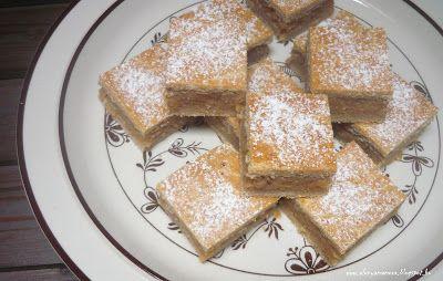 Az áfonya mámora: Kelt almás pite