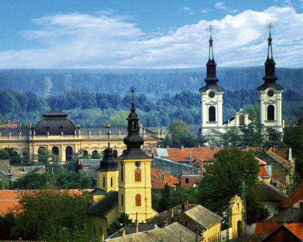 Sremski #Karlovci, ciudad de #Serbia