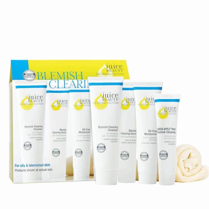 Product Reviews Juice Beauty Acne Kits Skin Care Kit