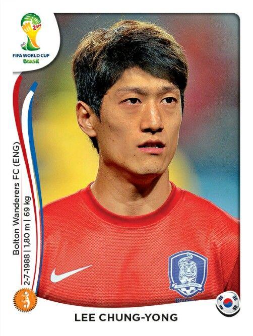 Lee Chung-Yong - Corea