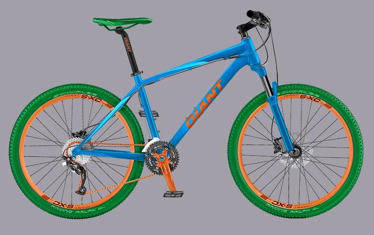 kingfisher-in-the-bush bike:)