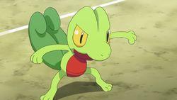 Treecko (Pokémon) - Desciclopédia, a enciclopédia Pokémon conduzido pela comunidade