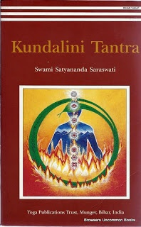 Title Kundalini Tantra  Author Swami Satyananda Saraswati  Publisher Bihar School of Yoga, 1996  ISBN8185787158  Length453 pages  Subjects: Kundalini, Tantra, Yoga, Hinduism  Some of the first 25 pages have underlining.