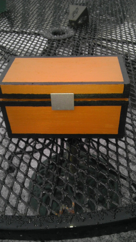 Minecraft Chest Medium by MinecraftCreations on Etsy,