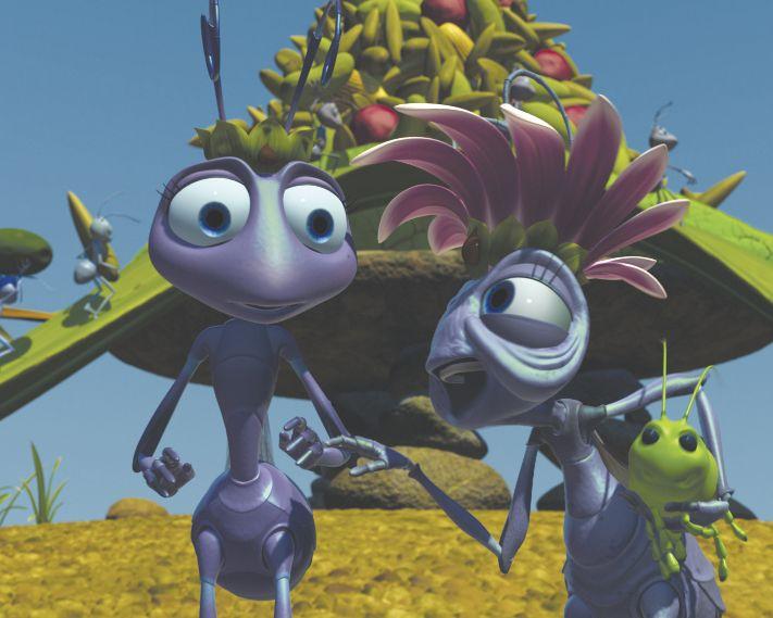 A movie analysis of disneys a bugs life