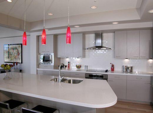 Modern Kitchen Light : Modern Kitchen Lighting For Kitchen And Cabinet U2013  The New Way Home Decor