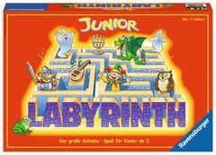 Junior Labyrinth Spiele;Kinderspiele Ravensburger