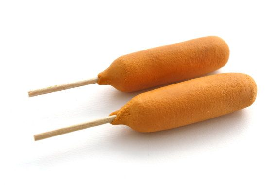 Corn Dogs Food for American Girl Dolls