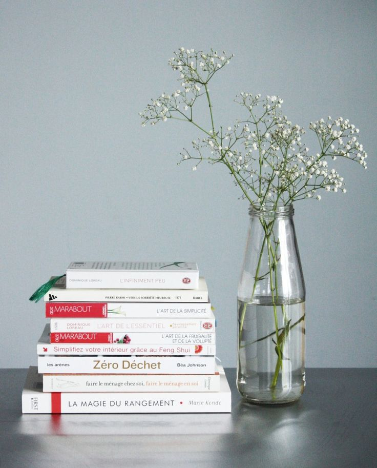 Les 25 meilleures id es de la cat gorie minimalisme sur for Livre sur le minimalisme