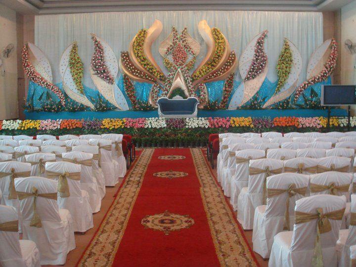 51 best stage decoration images on pinterest indian bridal bangalore stage decoration design 367 east indian wedding decor ideas indian table decorations for junglespirit Images
