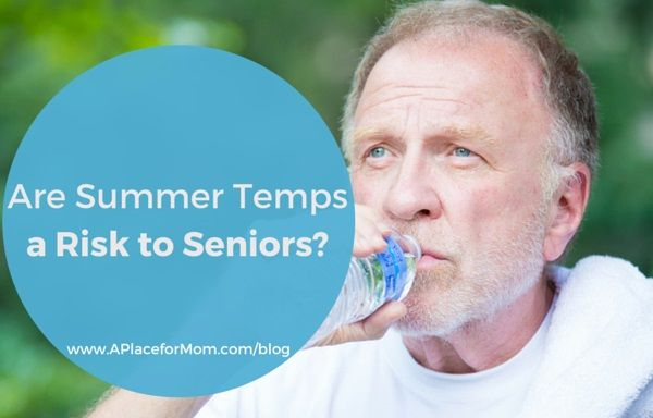 A Harvard study finds that warmer summer temps and fluctuations are linked to an increase in heat stroke in elderly seniors. Learn more.