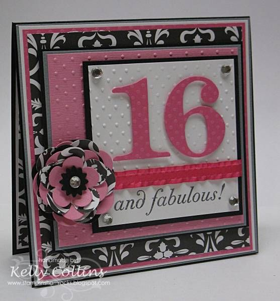 Happy Birthday Allison! by stinkincute - Cards and Paper Crafts at Splitcoaststampers