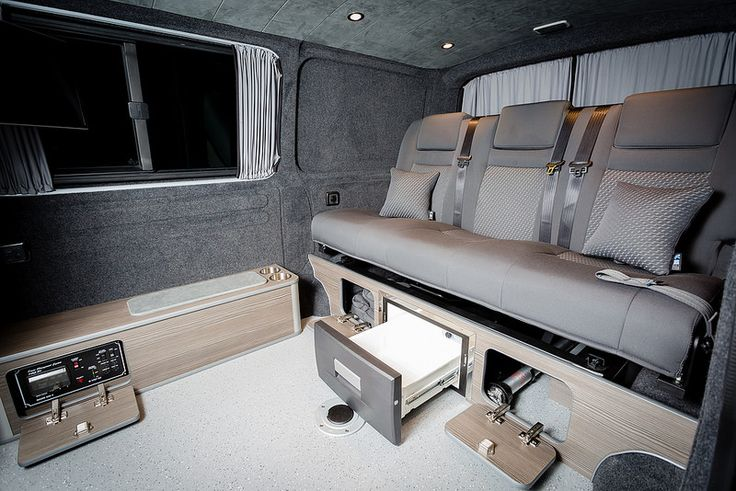 Küchenmodul t ~ Image result for vw t5 lwb conversion ideas transporter day van