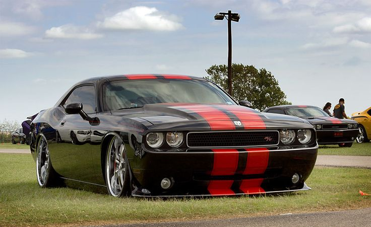 2010 Dodge Challenger R/T HEMI 5.7 - Supercharged, SEMA Custom Show Car Click to find out more - http://newmusclecars.org/2010-dodge-challenger-rt-hemi-5-7-supercharged-sema-custom-show-car/