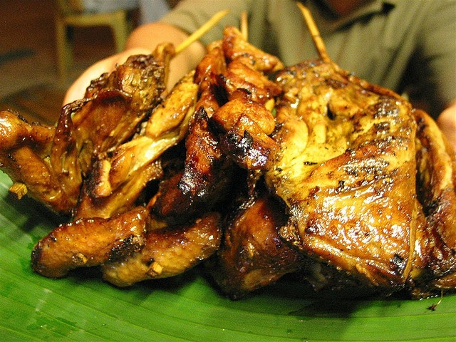 Bacolod Chicken Inasal #Foods #Recipes #Chicken #Philippines